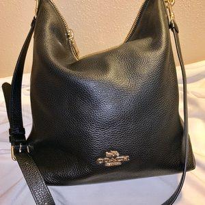 99c6e1a87b82 Coach Bags - Coach Black Leather Purse